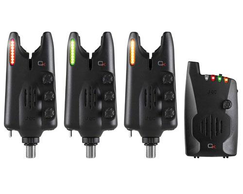 JRC Radar CX Bite Alarms with receiver