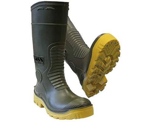 Vass Evo Mega Stud Fishing Boots