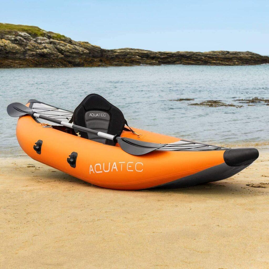 Aquatec Inflatable Sea Fishing Kayak