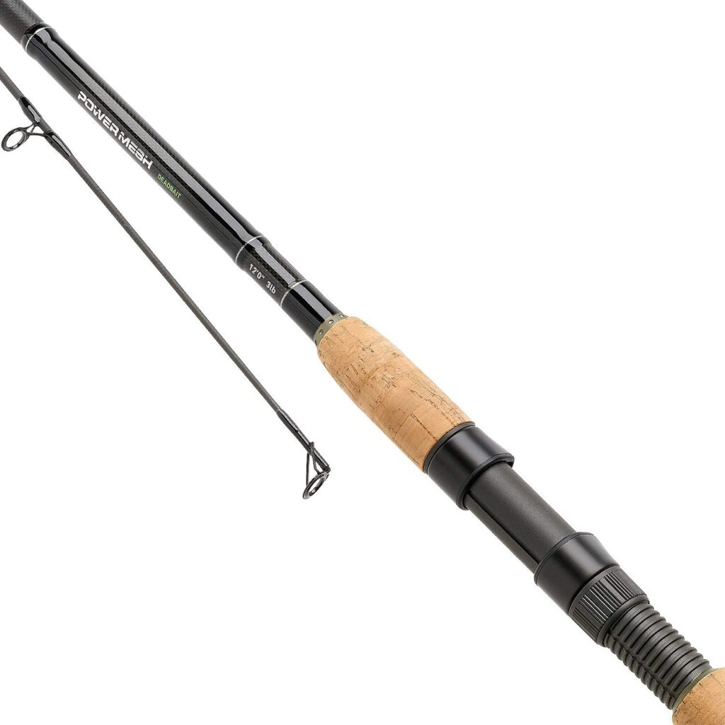Daiwa Powermesh Deadbait Pike Rod