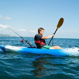 best sea fishing kayak