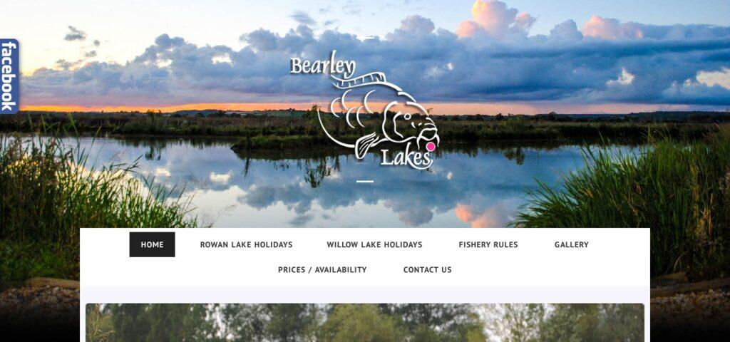 Bearley Lakes _ Carp fishing lakes in Somerset