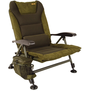 Solar Tackle SP C-Tech Recliner Fishing Chair