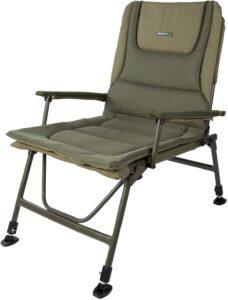 korum aeronium deluxe fishing chair