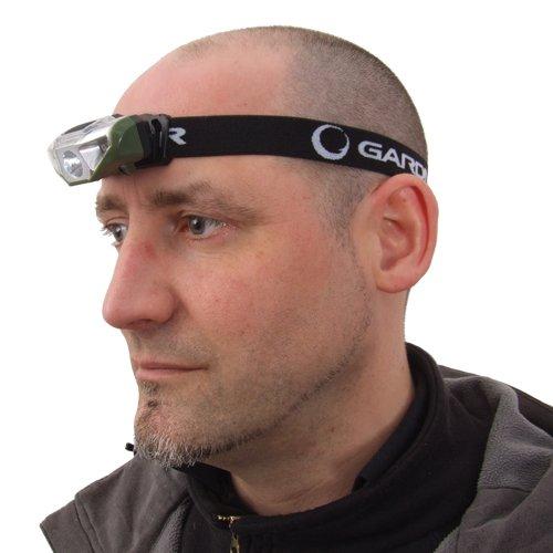 Gardner Phazor fishing headlamp