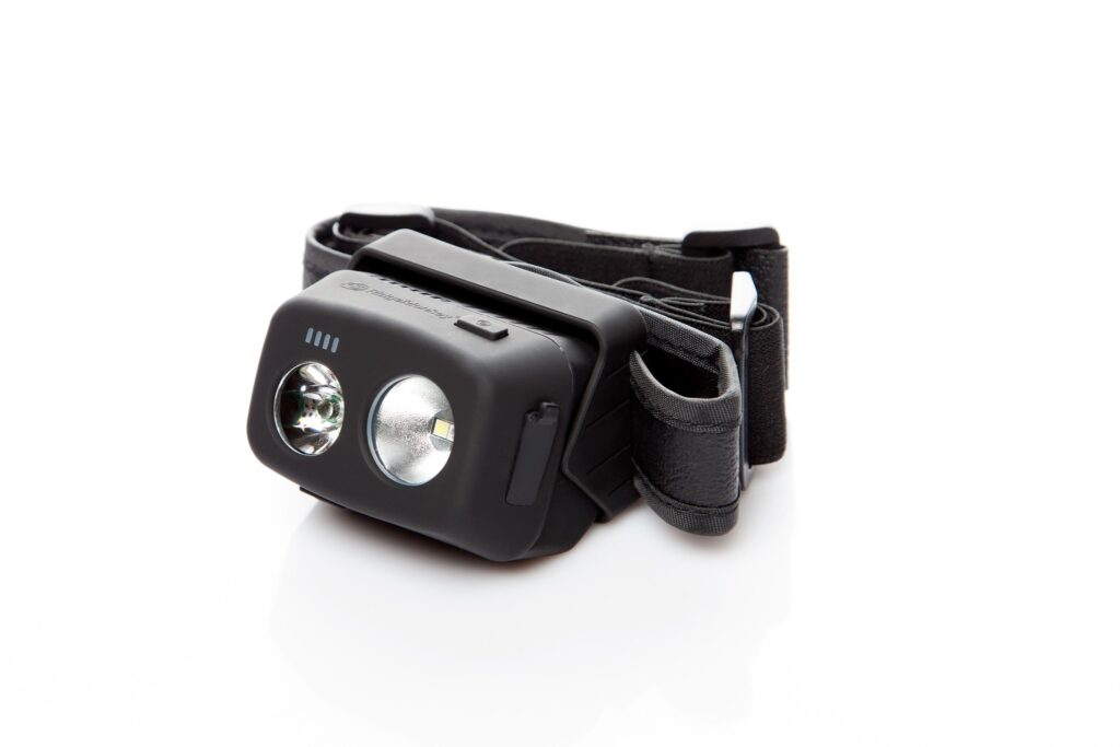 H300 Rechargeable fishing Head torch