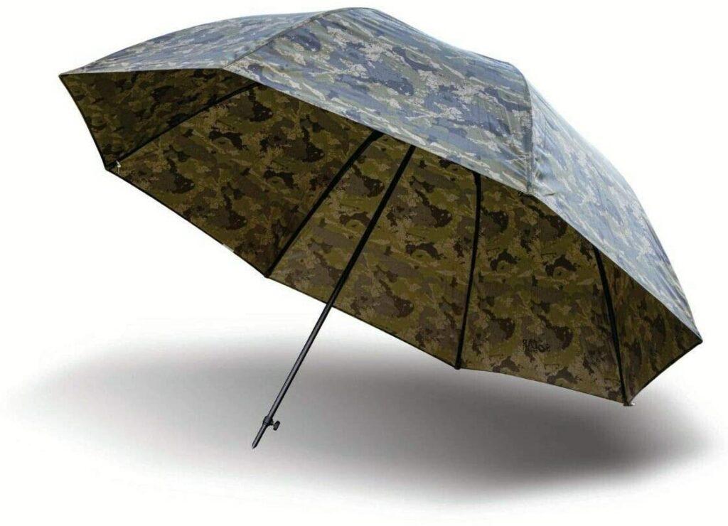 Solar Tackle Undercover Camo Umbrella